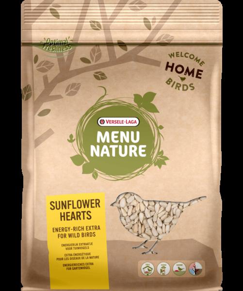Menu Nature Sunflower hearts 750 g