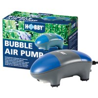 HOBBY Bubble Air Pump Aquarienluftpumpe