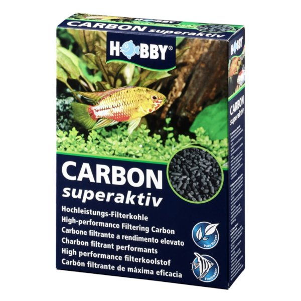 HOBBY Carbon superaktiv 500 g