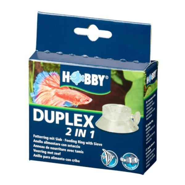 HOBBY Duplex, Kombi-Futtersieb