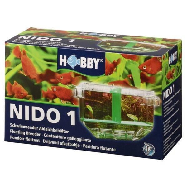 HOBBY Nido, Ablaichbehälter
