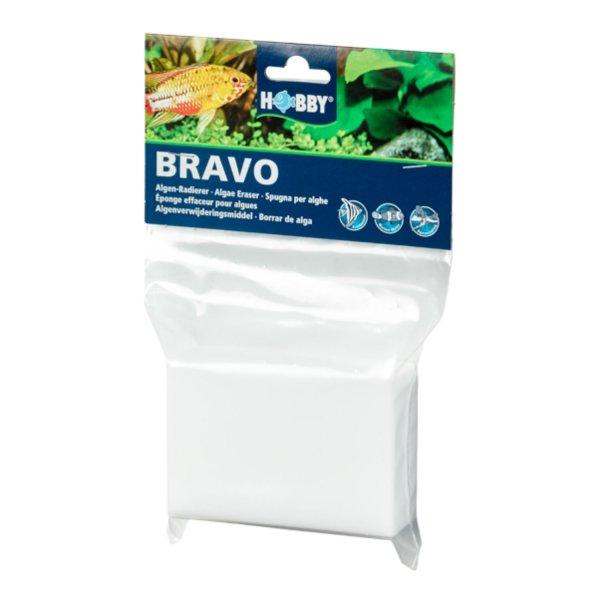 HOBBY Bravo, Algen-Radierer