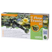 Velda T-Flow Tronic 05,15,35,75 Electronic Algae Killer...