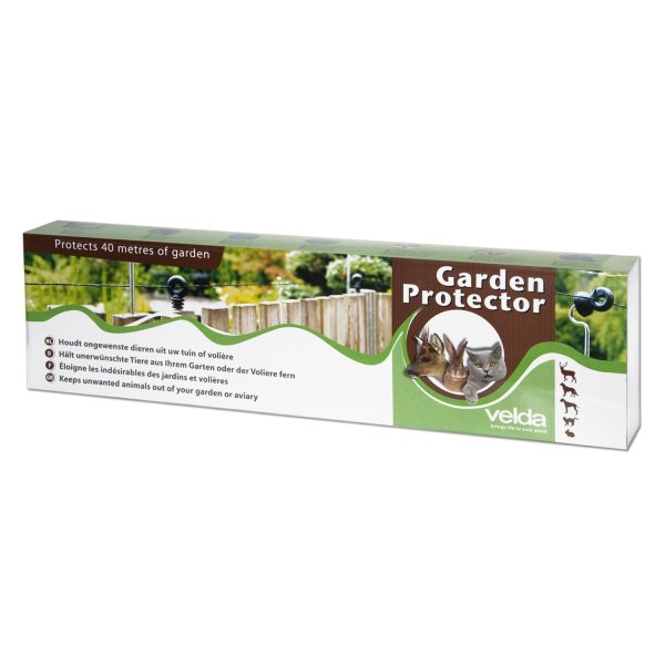 Velda Electric Fence Heron Scarer Fence Marten Garden Protector 841100