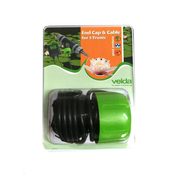 Velda Endkappe und Kabel für I-Tronic
