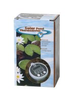 VT Solar Teichthermometer