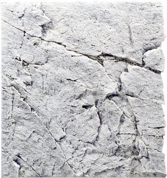 Back to Nature Slim Line Rückwand White Limestone
