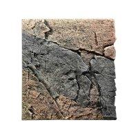 Back to Nature Slim Line Rückwand Basalt/Gneiss