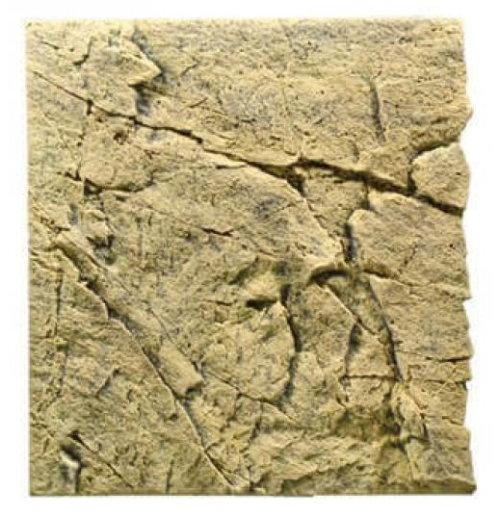 Back to Nature Slim Line Rückwand Sand