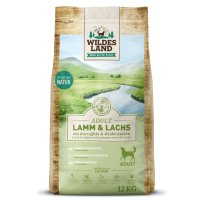 WILDES LAND Classic Adult Lamm & Lachs