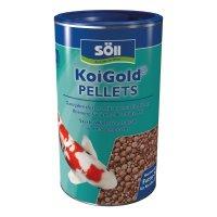 Söll KoiGold® Futter-Pellets