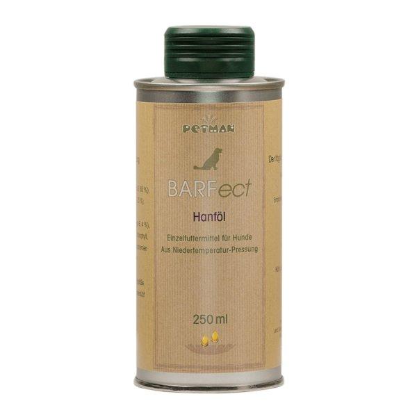 Petman BARFect Hanföl 250 ml