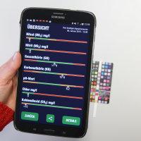 JBL Proscan Analisi DellAcqua per Telefono Smartphone Acquario Test