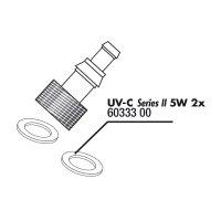 JBL AquaCristal UV-C O-Ring Anschluss