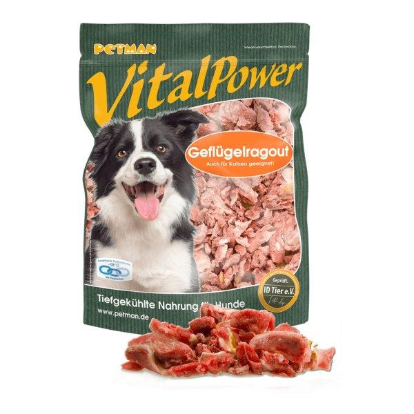 Petman VitalPower Geflügelragout 1000 g