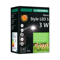 Dennerle Nano Style LED Aufsteckleuchte Light Lamp...