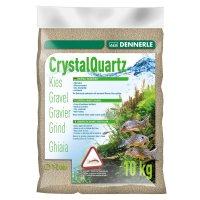 Dennerle Kristall-Quarzkies