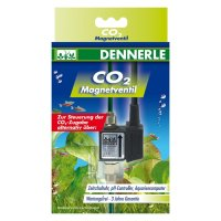 Dennerle Solenoid, Night-Time Shut-Off for CO2 Carbonated...