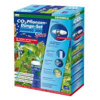 Dennerle CO2 Pflanzen Dünge Set EINWEG 300 Space