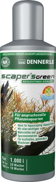 Dennerle Scapers Green