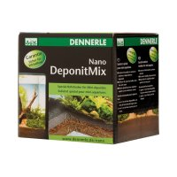 Dennerle Nano Deponit Mix 1 kg Long Term Substrate...