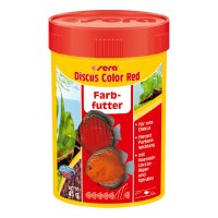 sera Farbfutter SoftGranulat Discus Color Red