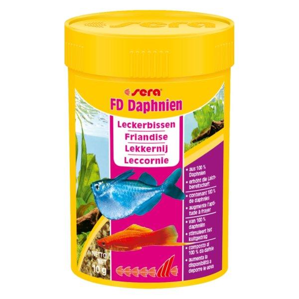 sera Leckerbissen FD Daphnien 100 ml