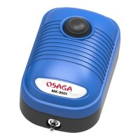 OSAGA Membrankompressor MK-Serie