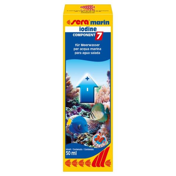 sera marin COMPONENT7 iodine 50 ml
