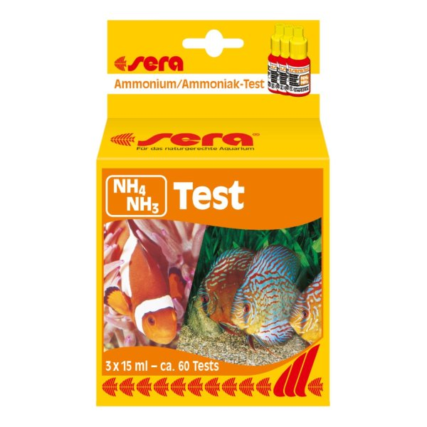 sera NH4/NH3-Test 15 ml