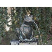 Rottenecker Froschkönig Teodor 23 cm