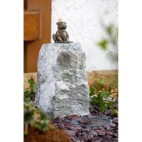 Rottenecker Bronze Figure Frog Prince Otto 11 cm Garden...