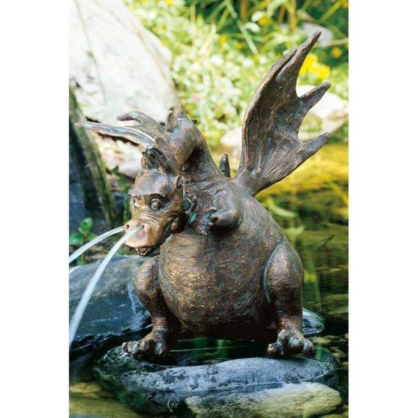 Rottenecker Bronzefigur Drusilla 18 cm