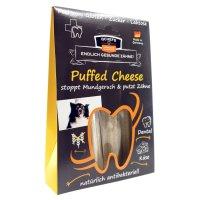 QCHEFS Dental Fitness Puffed Cheese 3 Stück 72 g