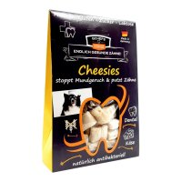 QCHEFS Dental Fitness Cheesies 65 g