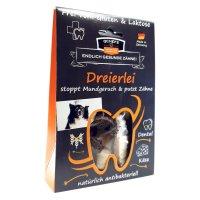 QCHEFS Dreierlei Käsesnacks 65 g