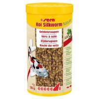 sera Koi Silkworm Nature 1000 ml