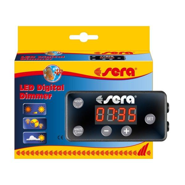 Sera LED Dig. Regulador Luz Control Temporizador Regulador Sunrise Acuario