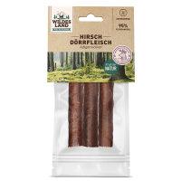 Wildes Land Dörrfleisch Hirsch