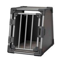 TRIXIE Transportbox Aluminium