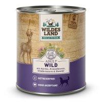 WILDES LAND Nassfutter Classic Wild
