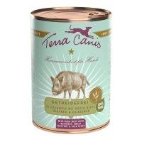 Terra Canis Getreidefrei Wildschwein mit Roter Bete