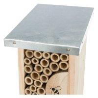 TRIXIE Bienenhotel aus Kiefernholz