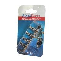 Papillon AquaParts Edelstahl Luftverteiler-System