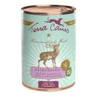 Terra Canis getreidefrei Wild mit Kartoffel, Apfel und...
